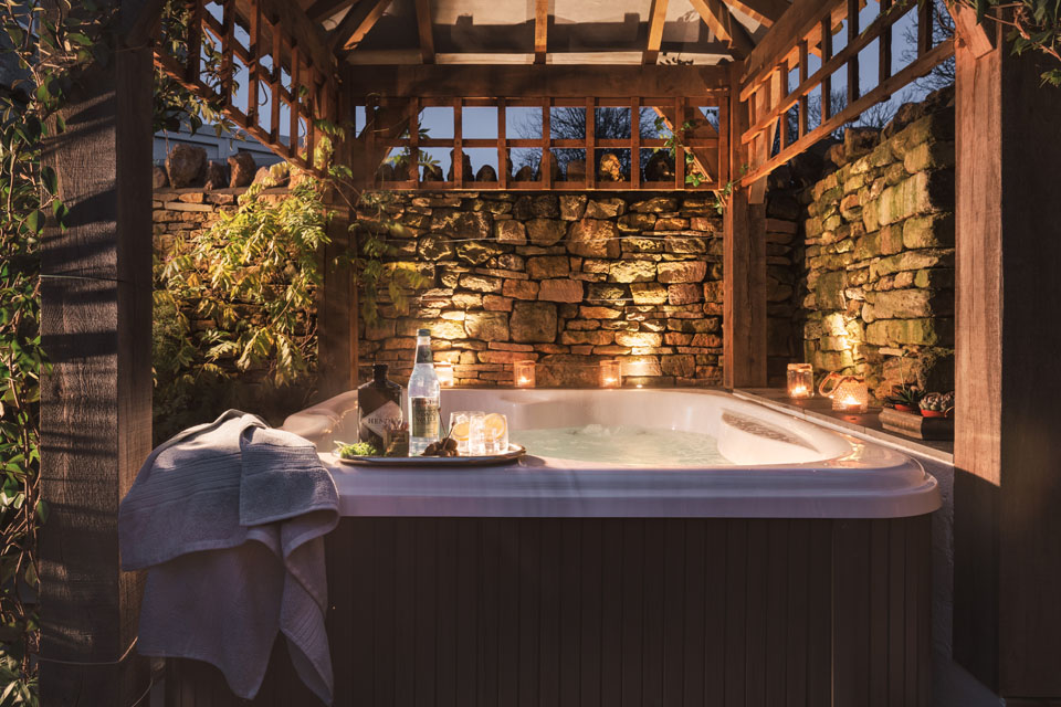 The Jacuzzi Hot Tub