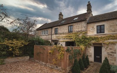 The Renovation of Burghope Cottage
