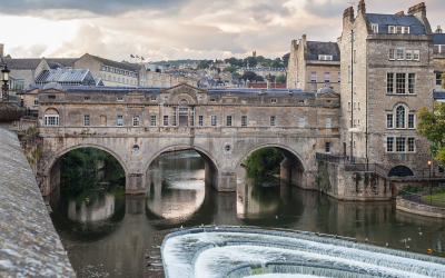 Discover The Best Of Bath's Georgian And Historic Architecture