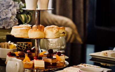 10 Of The Best Places For Afternoon Tea Nearby