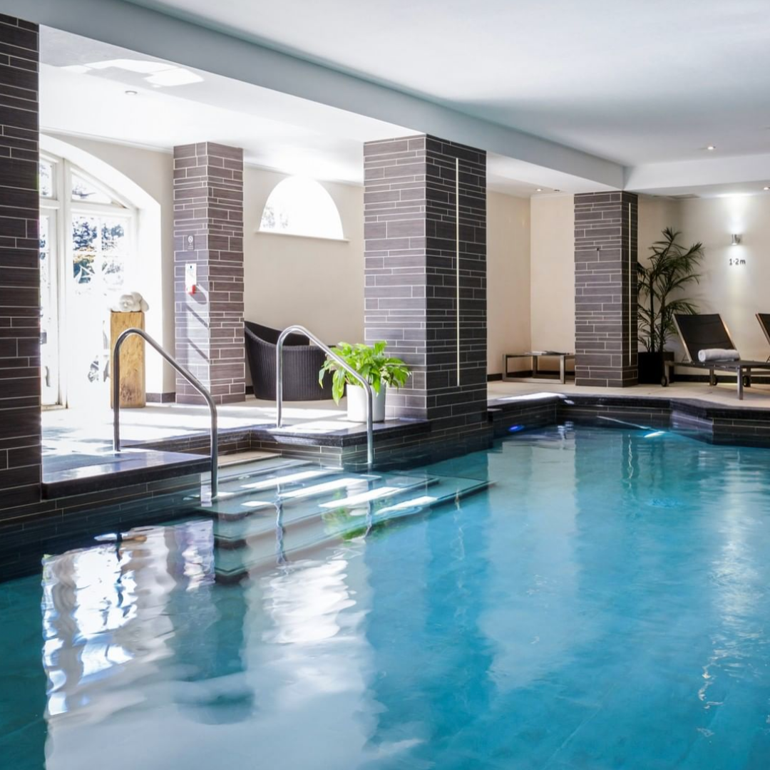 spas in and around bath