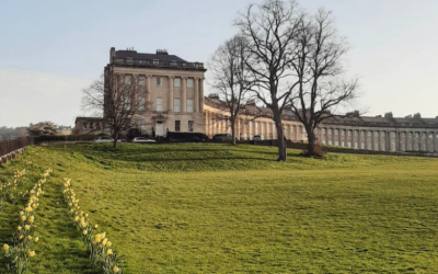 8 Parks And Gardens In Bath That Show The Beauty Of The City