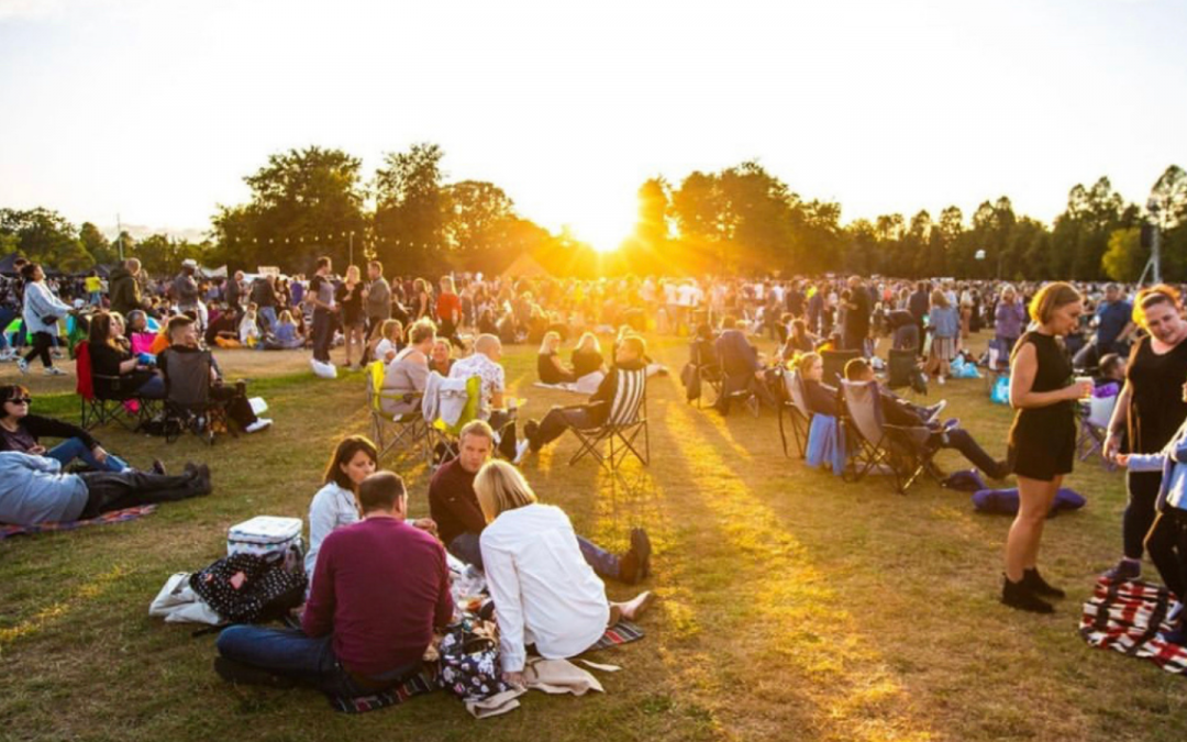 Summer 2021 Events in Bath and Wiltshire